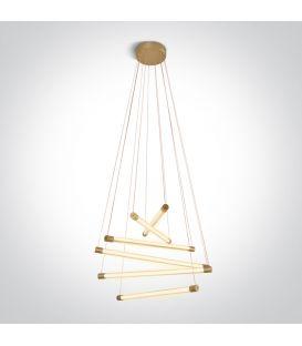65W LED Piekarama lampa LIGHT BARS Brushed Brass 63056/BBS
