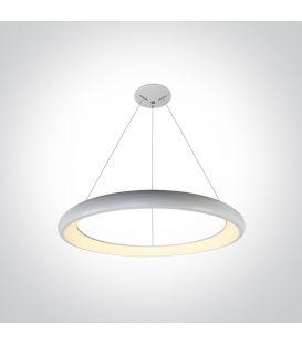50W LED Piekarama lampa RING White Ø61 62144NB/W/W