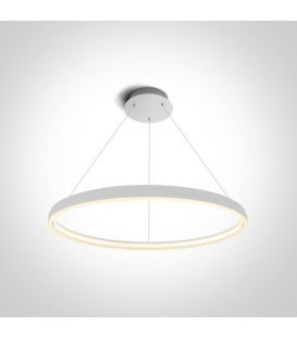 40W LED Piekarama lampa RING White 63050/W