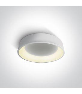 32W LED Griestu lampa PLAFO Ø45 Round White 62132N/W/W