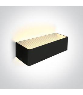 12W LED Sienas lampa RANGE Black 67466C/B/W