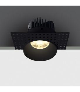 7W LED Iebūvējama lampa IP54 Black 10107BT/B/W