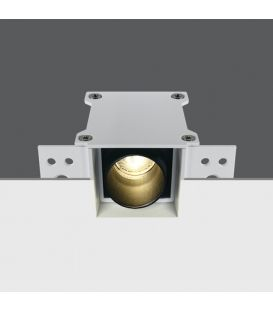 3W LED Iebūvējama lampa Black 50103ATR/B/W