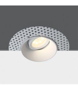 Iebūvējama lampa White 11105UTR/W