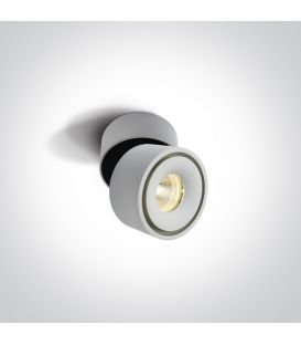 8W LED Griestu lampa White Ø7.8 12108LA/W/W