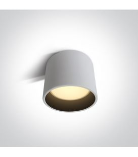 15W LED Griestu lampa White Ø15 12115LD/W/W
