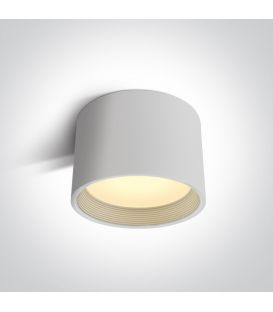 35W LED Griestu lampa White Ø19.5 IP40 12135L/W/W