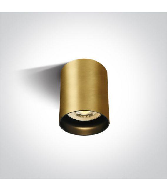 Lubinis šviestuvas Brushed Brass 12105N/BBS