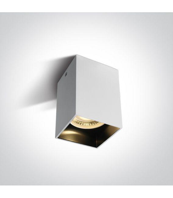 Lubinis šviestuvas White 12105NA/W