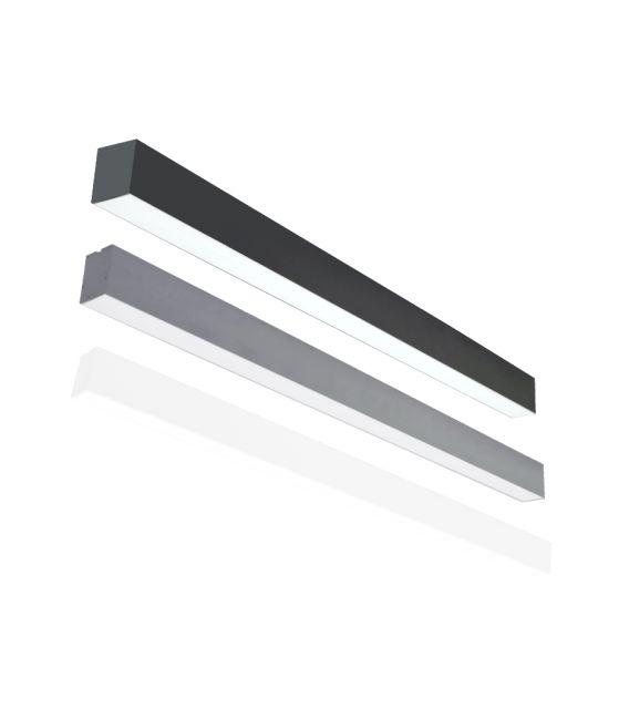 40W LED Pakabinamas šviestuvas LIMAN Black 6004000040