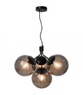 Piekarama lampa IVONA 4 Black 2112153003