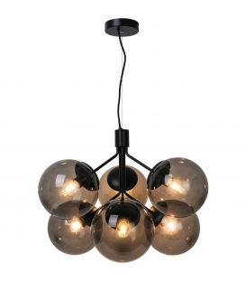 Piekarama lampa IVONA 6 Black 2112163003