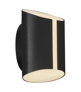 9W LED Sienas lampa GRIP Black IP54 2118201003