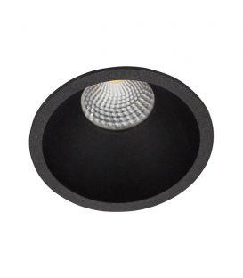 Iebūvējamā lampa AROS Black Ø9 NC2152R YLD-023318