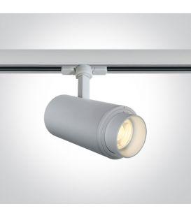 30W LED Apgaismojuma prožektoru ONE LIGHT 3F White 4000K 65650T/W/C