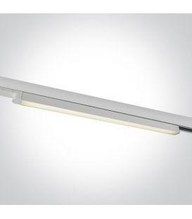 16W LED Apgaismojuma prožektoru ONE LIGHT 3F White 4000K 65018T/W/C