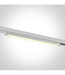 16W LED Apgaismojuma prožektoru ONE LIGHT 3F White 3000K 65018T/W/W