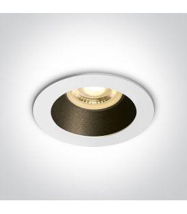 Iebūvējama lampa White 10105M/W/B