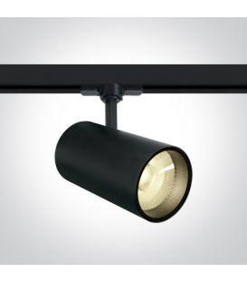 30W LED Apgaismojuma prožektoru ONE LIGHT 3F Black 3000K 65642CT/B/W