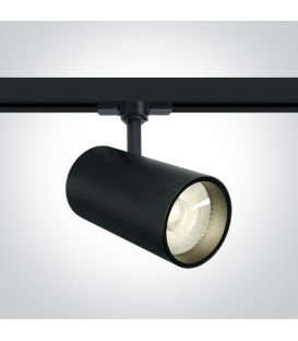 30W LED Apgaismojuma prožektoru ONE LIGHT 3F Black 4000K 65642CT/B/C