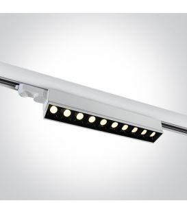 50W LED Apgaismojuma prožektoru ONE LIGHT 3F White 3000K 65024T/W/W