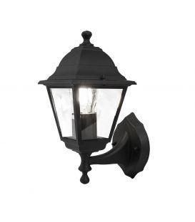 Sienas lampa ABBEY ROAD Black IP44 O004WL-01B