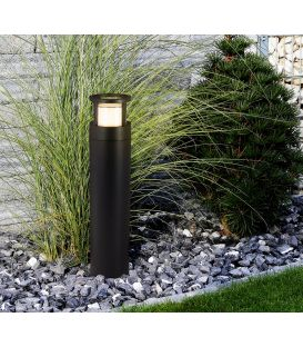 6W LED Pastatomas šviestuvas WOLSELEY ROAD Black O011FL-L6B