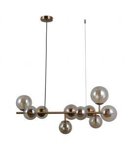 Piekarama lampa FRONTERA Amber PND-40423-10A