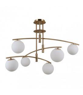 Piekarama lampa SENAI Brass PND-31322-6-HB