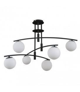 Piekarama lampa SENAI Black PND-31322-6A-SB