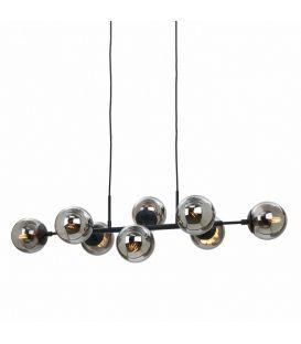 Piekarama lampa MONTERA Black PND-0078-8-BL