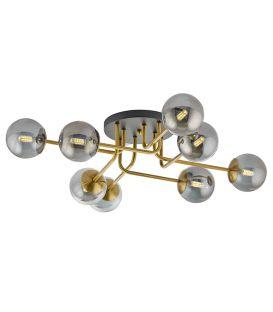 Griestu lampa FIORE Gold 8 4254500