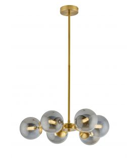 Piekarama lampa FIORE Gold 6 4254700