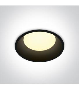 9W LED Iebūvējamā lampa DARK LIGHT 3000K 10109D/B/W