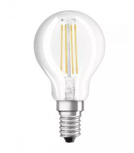 6.5W LED  Spuldze E14 2700K 4058075439092