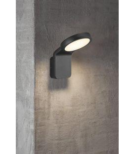 10W LED sieninis šviestuvas MARINA Black 46821003