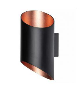 12W LED Sienas lampa SMART+ WIFI ORBIS CYLDRO Black 4058075574212