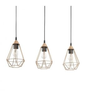 Piekarama lampa TARBES 3 94195
