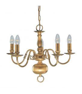 Piekarama lampa FLEMISH 5 1019-5AB
