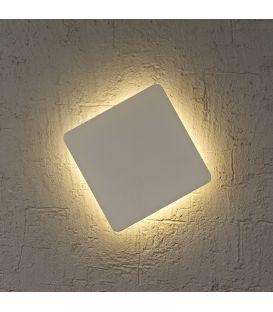 Sienas lampa BORA BORA LED White 13x13 C0103